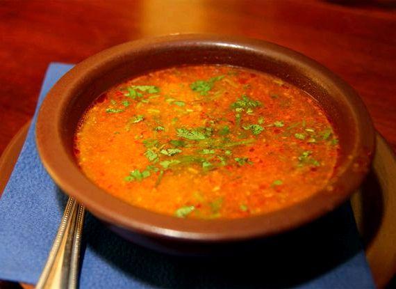 Суп харчо рецепт приготовления в домашних из свинины с фото