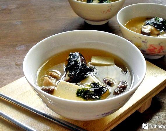 Суп из белых замороженных грибов рецепт