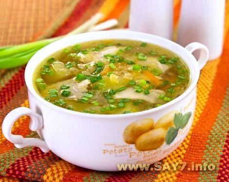 Суп из чечевицы рецепт с фото пища без