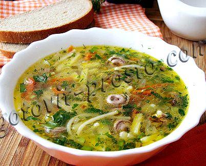 Суп из куриных сердечек рецепт сварятся, выньте их из