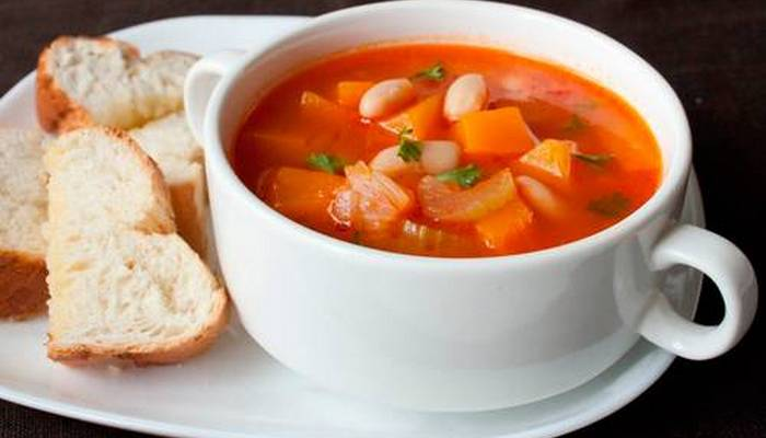 Заправочные супы. Рецепты, любимые с детства