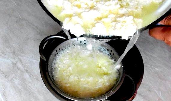 Сыр из кефира и сметаны в домашних условиях рецепт
