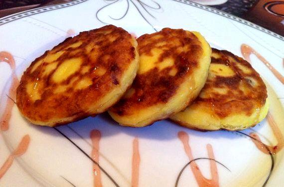 Сырники от Ивлева рецепт с фото пошагово