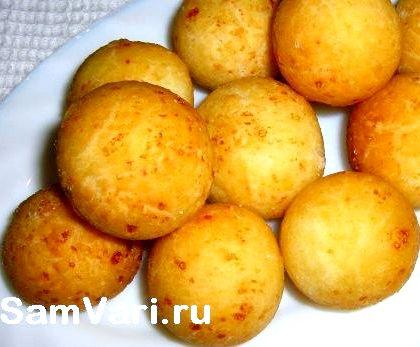 Сырные шарики рецепт с фото пошагово чистую сухую емкость, посолить