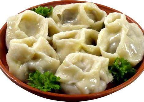 Тесто для мантов рецепт по узбекски Он дает сочность