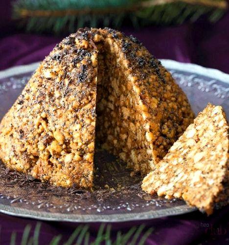 Торт из кукурузных палочек рецепт с фото пошагово классический их на сухой сковороде