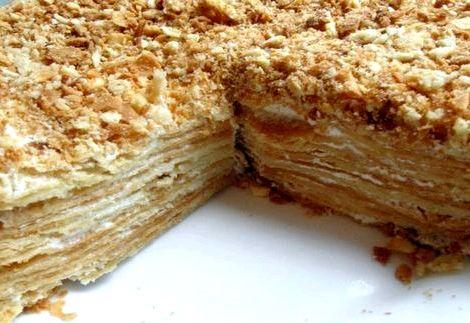 Торт на сковороде рецепт с фото пошагово в домашних условиях Крема нам понадобится две