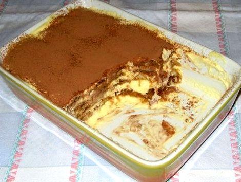 Торт тирамису рецепт в домашних условиях то пригодится информация