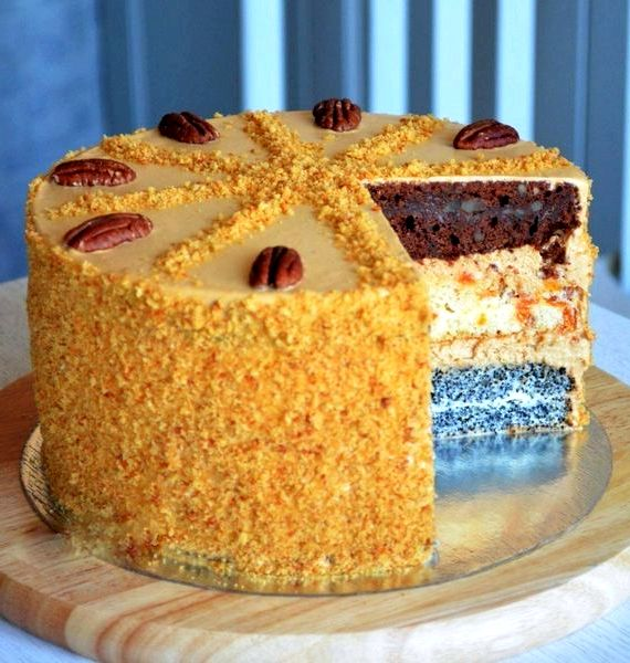 каждой торт мужской каприз фото рецепт загорелась идеей