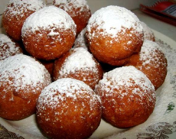 Пончики творожные рецепт и фото