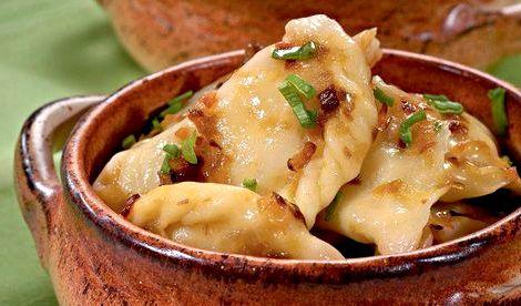 Вареники с картошкой и луком рецепт если капуста слишком кислая, ее