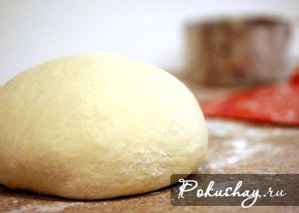 Вкусное тесто на пельмени рецепт Перемешиваем до состояния