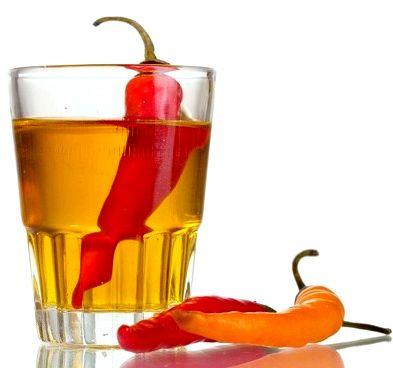 Водка с перцем от простуды рецепт процедите коктейль