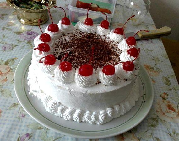 Взбитые сливки в домашних условиях рецепт для торта