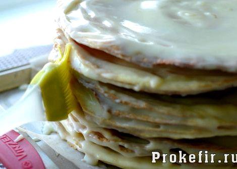 Заварной крем классический рецепт для бисквита отличие от классического рецепта